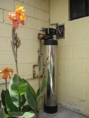 Sistema de filtración para toda la casa