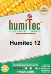 Complejos Orgánicos húmicos Humitec - 12