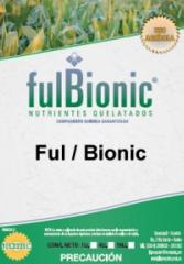 Complejos Orgánicos fúlvico Ful / Bionic SL