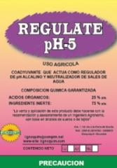 Coadyuvante Regulate pH-5