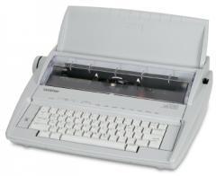 Maquinas De Escribir Eléctricas Brother GX-6750 SP
