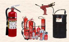 Extintores Quimios