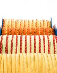 Tejido Crochet / Composición Nylon – lycra