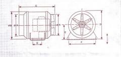 Ventiladores En Línea Axiales