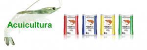 Productos para la industria acuícola.