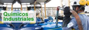 Químicos industriales