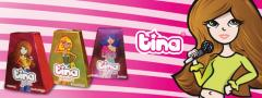 Perfume para niñas Tina