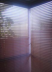 Cortinas-persianas horizontales