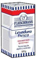 Levadura Fresca Fleischmann