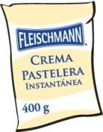 Crema Pastelera Instantánea Fleischmann