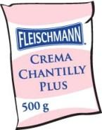 Crema Chantilly Plus Fleischmann