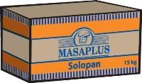 Margarina Masaplus Solopan