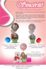 Bouquetes dulces Sincere