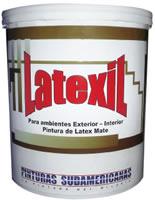 Pinturas de látex vinil acrílico Latexil