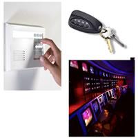 Alarmas Residenciales y Comerciales
