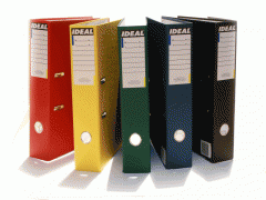Archivo de colores Ideal