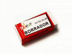 Borrador blanco Alex