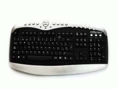 Teclado para computadora PS/2, USB
