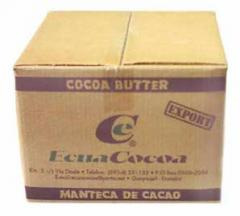 Manteca  de Cacao  natural