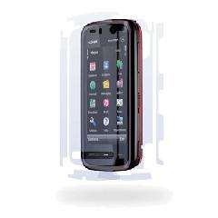 Nokia 5800 Clear Armor