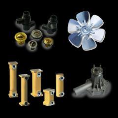 Componentes para sistemas de refrigeracion