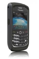 BlackBerry Curve 8900 Hybrid Tough Black / Gray