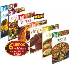 Chef Express: Recetas económicas + ¡En sólo 20