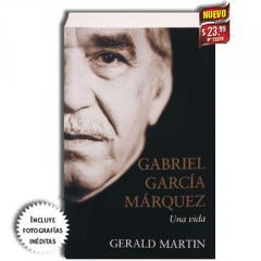 """Biografía """"Gabriel García Márquez - Una"""