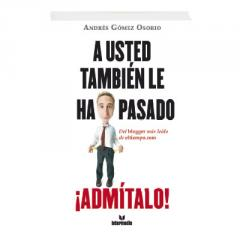 """Libro-Autoayuda """"A Usted También Le Ha"""