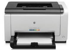 Impresora Laser HP Color CP1025NW