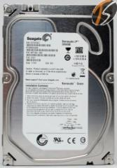Disco Duro Seagate Barracuda 2TB, SATA 6Gb/s, 64MB
