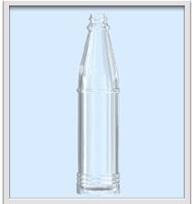 Botella de Vidrio E-04101