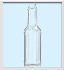 Botella de Vidrio E-02657
