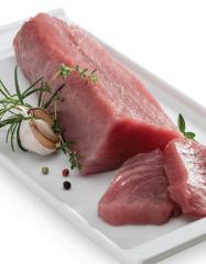 Lomos de atún precocidos