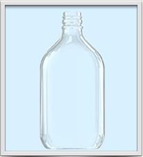 Botellas de Vidrio para Licores L-00041