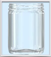 Envase de Vidrio para Alimentos C-03003