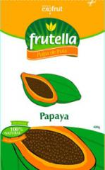 Pulpa de Papaya.