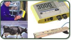 Sistemas de pesaje agropecuario. Balanzas