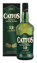 Whisky Cattos 12 Años