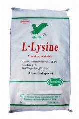Lisina Hcl 98% Feed Grade
