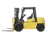 Montacargas Series T9 3.5 a 5 TON (Gasolina