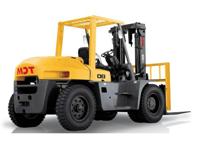 Montacargas Serie Z8 de 6 a 10 TON (Diesel)