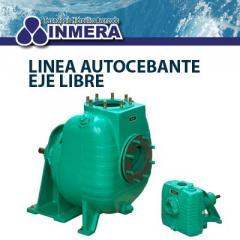 Bombas centrifugas multietapas Linea Autocebante