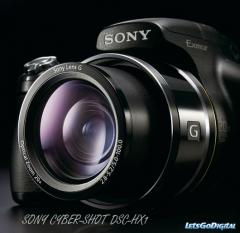 Camara SONY Cybershot DSC-HX1