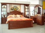 Dormitorio Genova II con librero