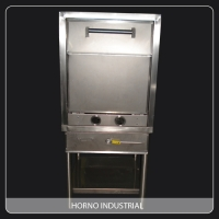 Horno Industrial en acero inoxidable