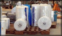 Rollos de plastico