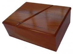 Caskets and boxes