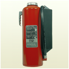 Extintores de presión adosada Red Line®