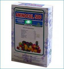 Nutriente foliar-aminoácidos Aminocel 500
